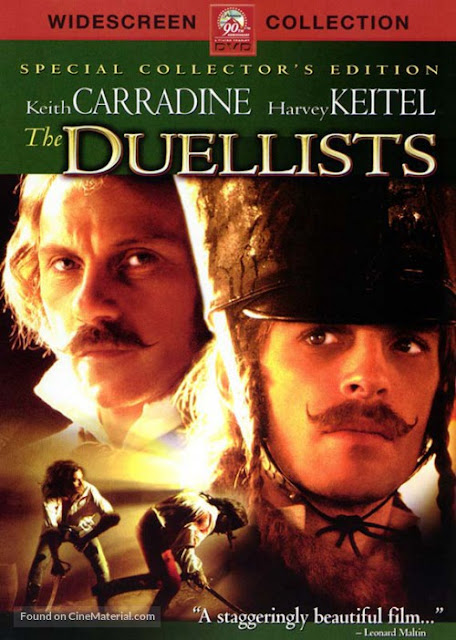 The Duellists, Movie Poster, Directed by Ridley Scott