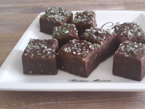 FOOD: CHOCO FUDGE