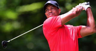 Tiger Woods - Richest Athletes in the World 2018