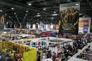 Comic Con London