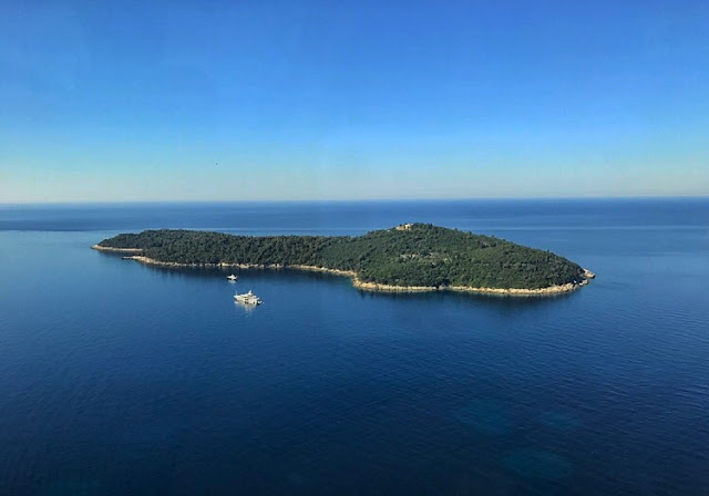 Dubrovnik, Croatia, Sunset, Old City, view, travel, blog, tbloggers Lokrum Island, GoT, Game of Thrones, Quarth