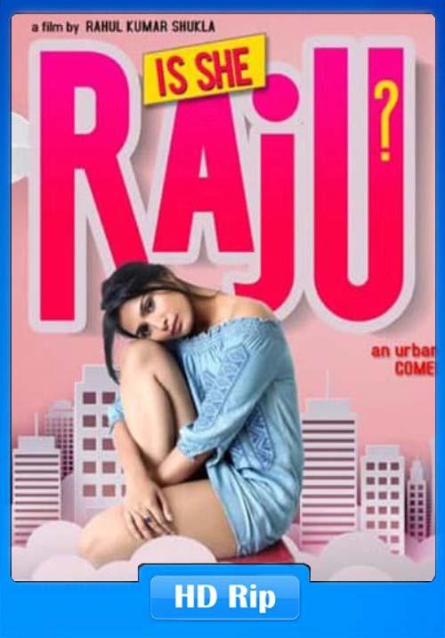 Is She Raju 2019 Hindi 720p HDRip x264   480p 300MB   100MB HEVC