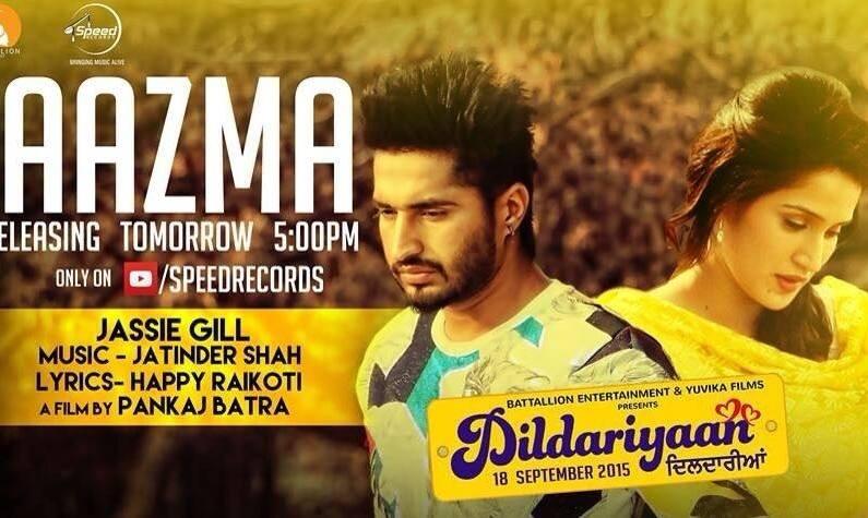 Aazma Jassi Gill   Dildariyaan