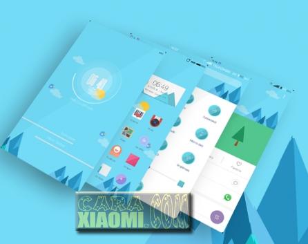 Download MIUI Theme Pegatron Mtz For Xiaomi Terbaru