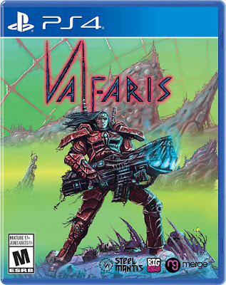 Valfaris Game Cover Ps4
