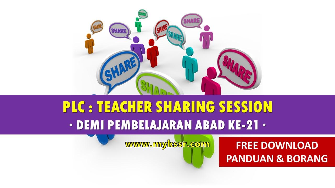 Plc Teacher Sharing Session Demi Pembelajaran Abad Ke 21 Free