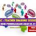 PLC : Teacher Sharing Session - Demi Pembelajaran Abad Ke-21 [Free Download Panduan & Borang]