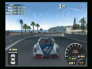 DT racer ps2
