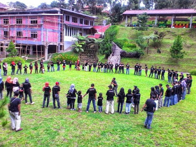 Family Gathering di Bogor