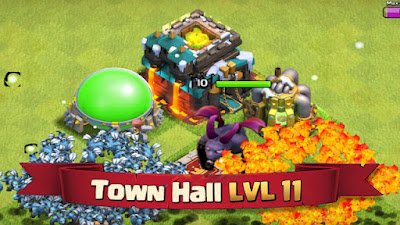 Clash Of Clans Unlimited Mod Hack v8.212.9 APK-3