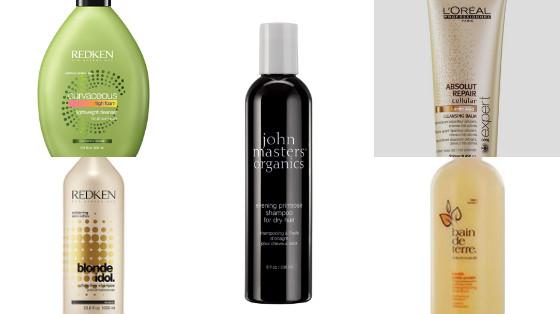 shampoos importados liberados para low poo