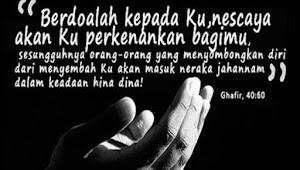 Tentang Doa dan Kekuatan Doa dalam Islam