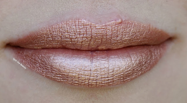 milani amore mattalic lip creme 01 chromatic addict lip