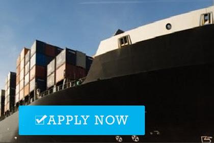 Recruitment Deck & Engine Crew For Container Vessel