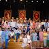Felpeto anima a los escolares de 6º de Primaria de Yepes a que no olviden los valores aprendidos en el colegio