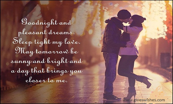 Romantic 40 Good Night Quotes For Sexy Girlfriend