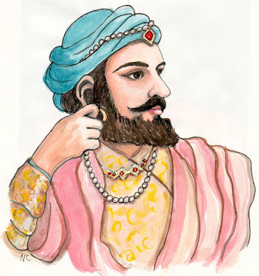 Malik Kafur, the slave of Alau-d din Khilji