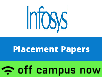 Infosys Previous Papers