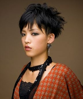 Galeria Fryzur Ciemne Włosy Typ Azjatycki