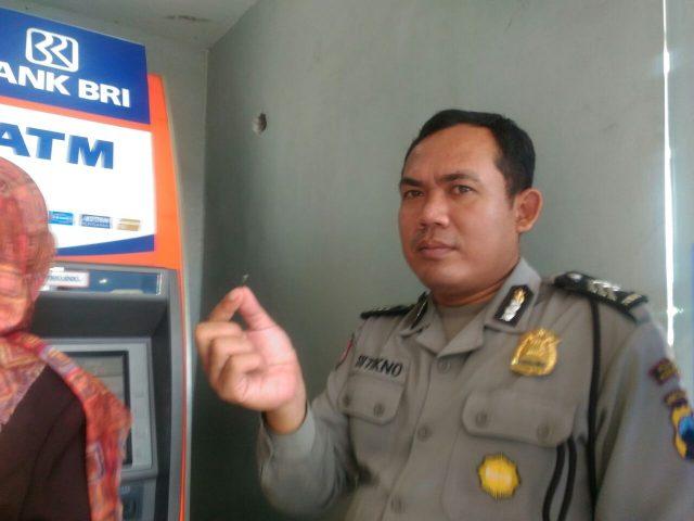 Marak Pengganjalan ATM, Kapolsek Gombong Minta Masyarakat Waspada