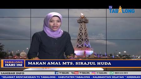 Frekuensi siaran Tabalong TV di satelit ChinaSat 11 Terbaru