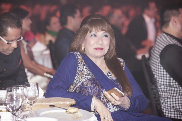 Sameera Sajan, Masala! Awards 2014 Inside Pics