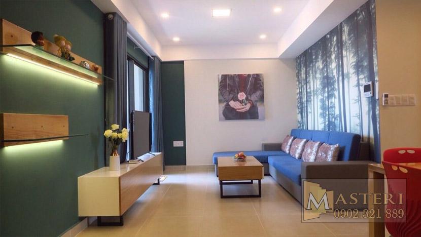 Cho thuê căn hộ Masteri Thảo Điền 75m²