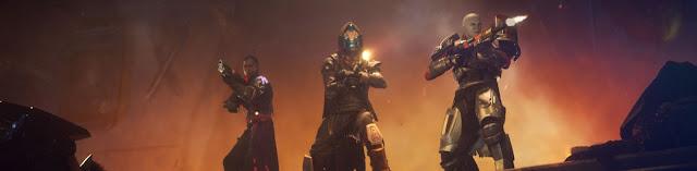 Destiny 2 game play reveal trailer