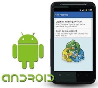 4 Aplicación de Compraventa De Divisas ara Android (Forex)