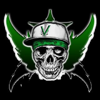 Logo Polos Tengkorak Pakai Topi