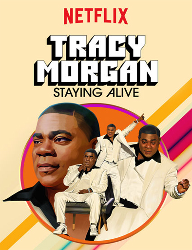 Ver Tracy Morgan: Staying Alive (2017) Online