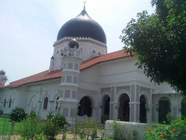 Мечеть в Джорджтаун
