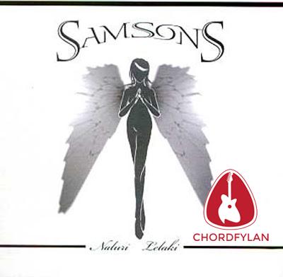 Lirik dan chord Kenangan Yang Terindah - Samsons