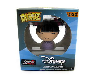 gamestop exclusive monsters inc Boo dorbz