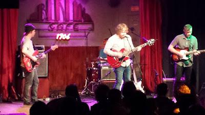 The Parson Red Heads (crónica concierto Café Berlín) 2