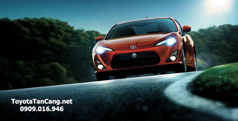 toyota ft 86 2015 toyota tan cang -  - Đánh giá Toyota FT 86 2015 nhập khẩu: Đẳng cấp xe đua dạo phố