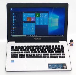 Laptop ASUS X453S Celeron 14-inch Second