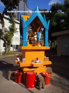 Thai Shrine, Tanjong Pagar, Singapore