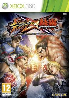 Street Fighter X Tekken Xbox360 free download full version