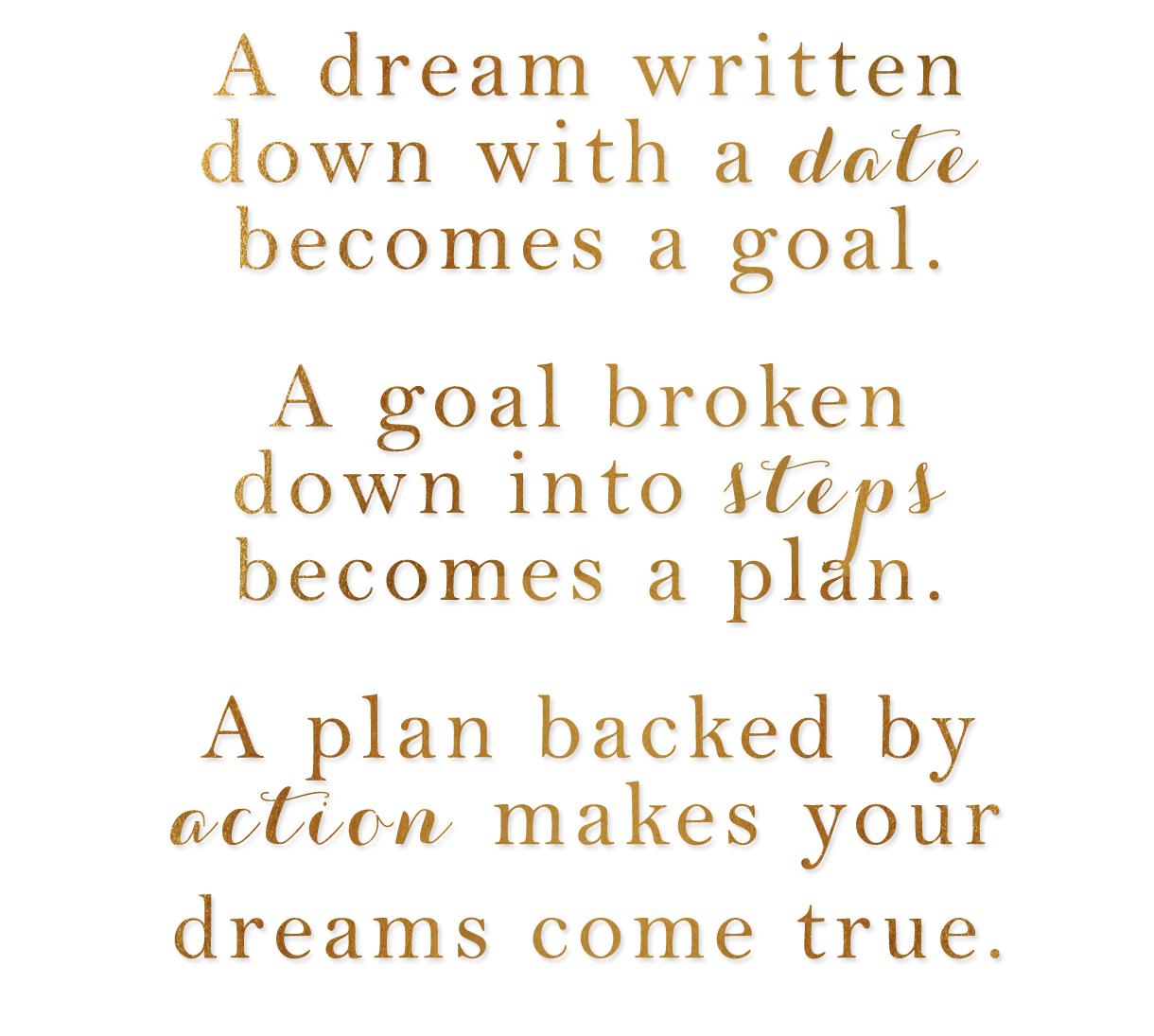 Quotes On Dreams Come True - Future Quotes