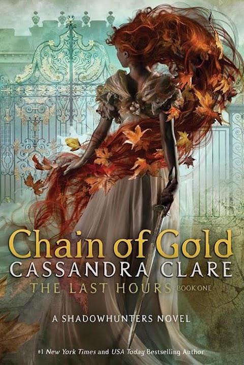 Mira la nueva trilogìa de Cassandra Clare