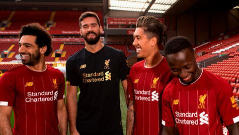 maglie calcio 2020: Comprare maglia Liverpool 2019 2020 portiere