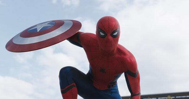 Homem Aranha Guerra Civil