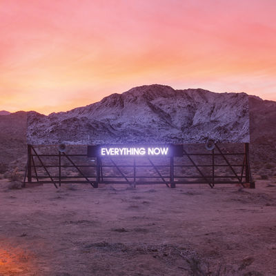 Arcade Fire - Everything Now - Album Download, Itunes Cover, Official Cover, Album CD Cover Art, Tracklist