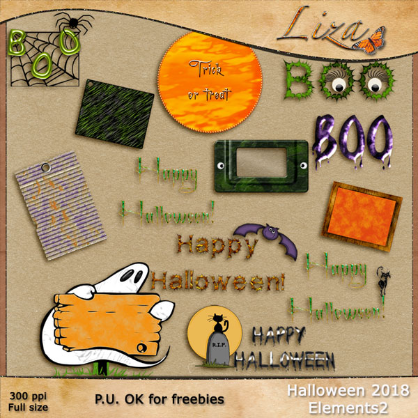 Halloween kit part 3B