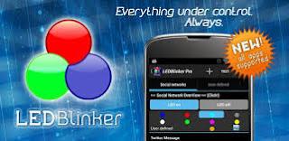 ဖုန္းလာရင္ lED မီးေလးလင္းျပီး အခ်က္ျပေပးႏိုင္တဲ့ - LED Blinker Notifications v6.13.1 Apk