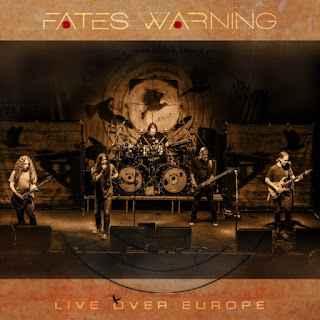 """Το τραγούδι των Fates Warning """"Firefly"""" από τον δίσκο """"Live Over Europe"""""""