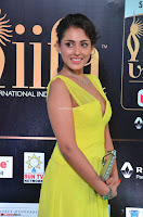 Madhu Shalini Looks Super Cute in Neon Green Deep Neck Dress at IIFA Utsavam Awards 2017  Day 2  Exclusive (9).JPG