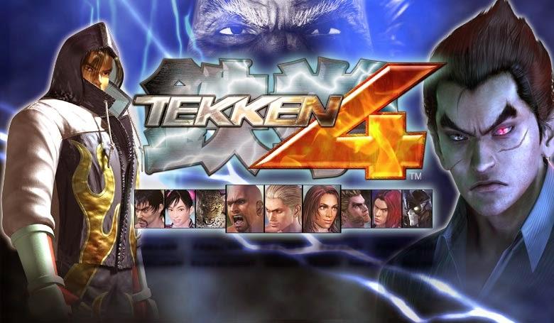 female tekken 4 characters
