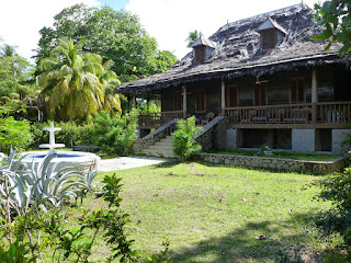 Union Estate - La Digue - Seychelles